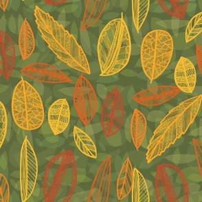 Fall Leaves #3