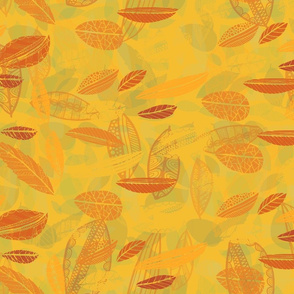 Fall Leaves #4