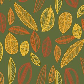 Fall Leaves #6