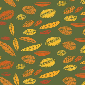 Fall Leaves #7
