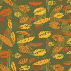 Fall Leaves #9
