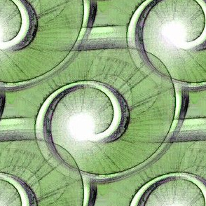 C-Swirl Green
