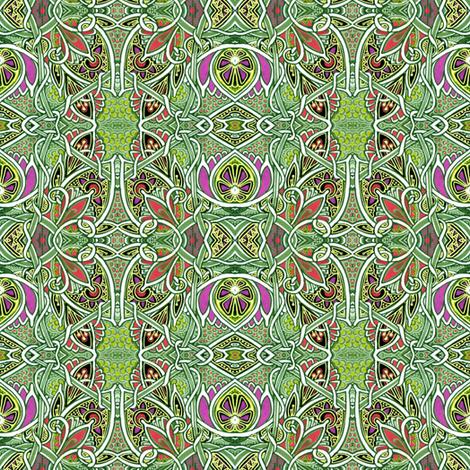 Where the Gecko Hide fabric by edsel2084 on Spoonflower - custom fabric