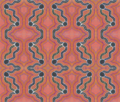 Rivers fabric by laura_bowen on Spoonflower - custom fabric