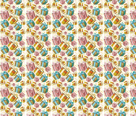 holidays  fabric by isamelisa on Spoonflower - custom fabric