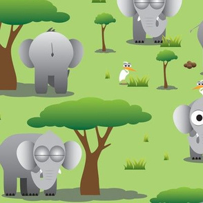 Elephant_grassland