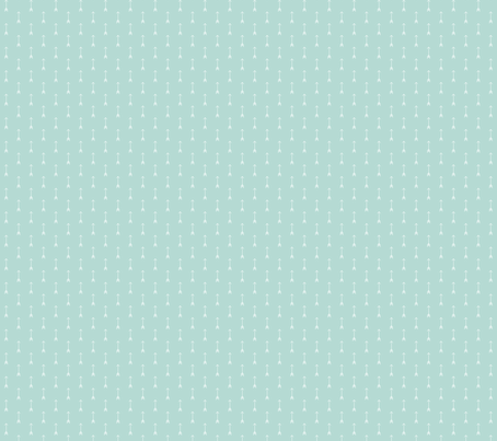 mint arrow // small fabric by charliejane on Spoonflower - custom fabric