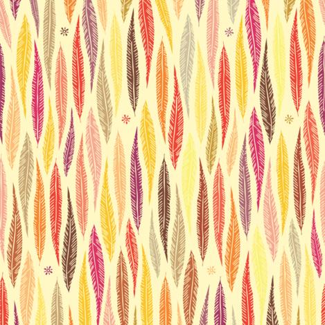 Autumn Celebration fabric by tonia_dee on Spoonflower - custom fabric