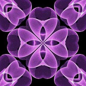 Sine Dot Flower