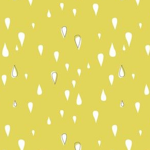 Dew Drops - Yellow