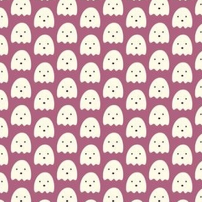 Spooky Ghosts: Violet