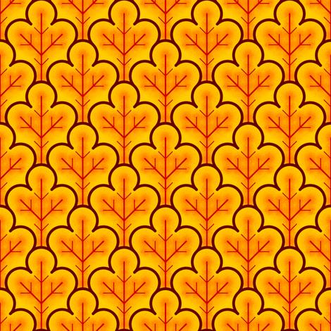 oak fabric by sef on Spoonflower - custom fabric