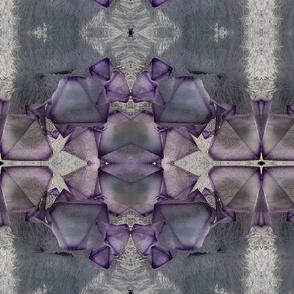 Stoned - Purple and White Flourite