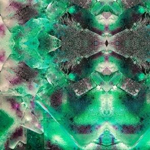 Stoned - Green Purple Flourite