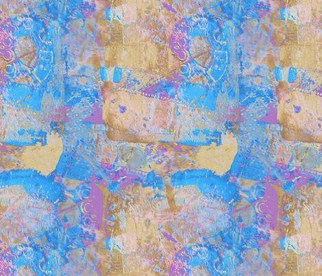 Trash_art_blue_pastels_fabric_design_shop_preview