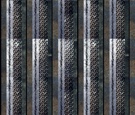 GRITTY_GRUNGE_STRIPES fabric by lulutigs on Spoonflower - custom fabric