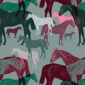 victorian_horses
