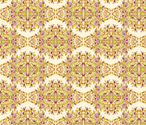 Leaves_to_Leaves fabric by chovy on Spoonflower - custom fabric