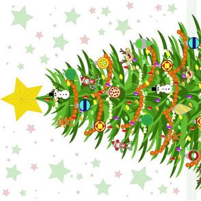 A Very Macabre Christmas Tree