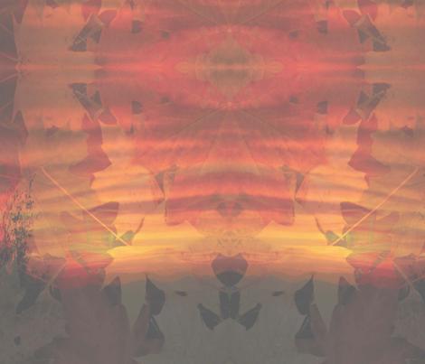 LEAF_PRINT fabric by synnomengirl on Spoonflower - custom fabric