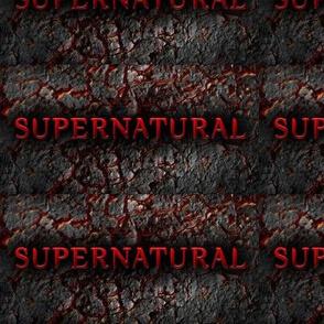 Supernatural Logo 1