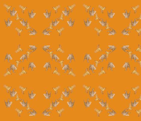 autumleaveprint2 fabric by lexus on Spoonflower - custom fabric