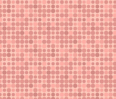 pink tiles fabric by suziedesign on Spoonflower - custom fabric