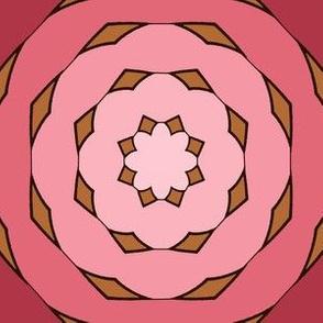 Pinky Brown Rose 1