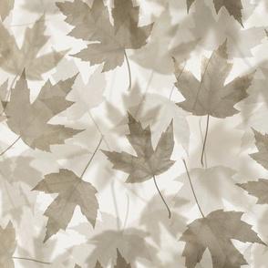 Maple Layers - warm grey