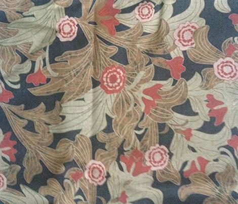 victorian wallpaper antique