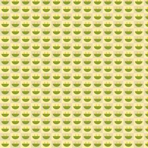 Sockets Avocado Yellow Small