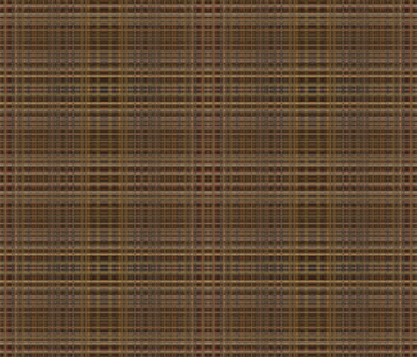 Rough Plaid in a Tight Weave fabric by anniedeb on Spoonflower - custom fabric