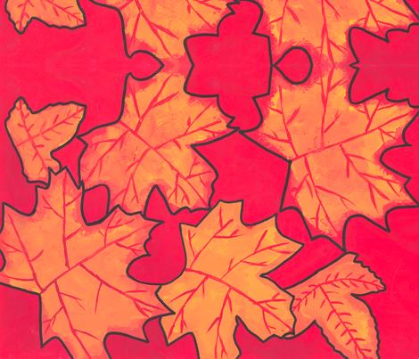 Haley_Fall_01 fabric by kimbies on Spoonflower - custom fabric