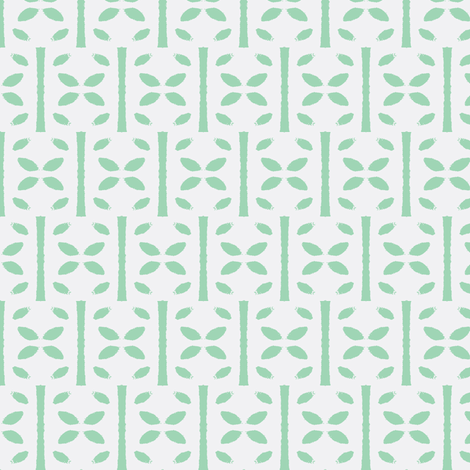Pie- mint fabric by miamaria on Spoonflower - custom fabric