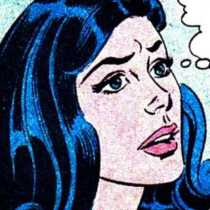 comic angst