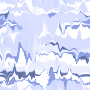 Marbled in ocean