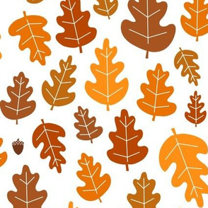 Leaf, Leaf, Acorn