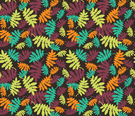 Turn of the Season fabric by designedtoat on Spoonflower - custom fabric
