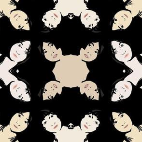 fourfaces