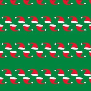 It's Christmas- green
