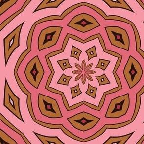 Pinky Brown Rose 3