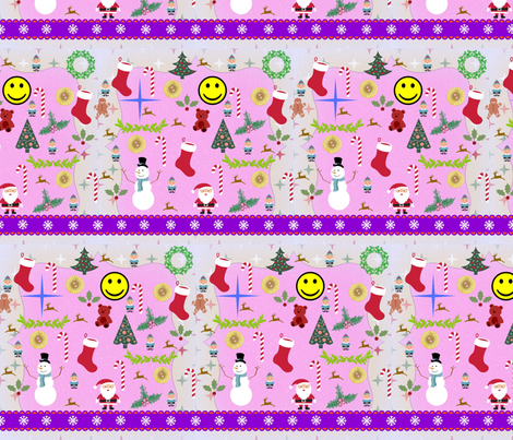 Epic Fail Christmas Sweater fabric by bobgreenwade on Spoonflower - custom fabric