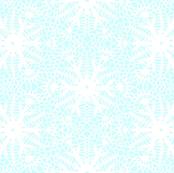 wrap_paper_crocus_snowflake_white_ice_blue