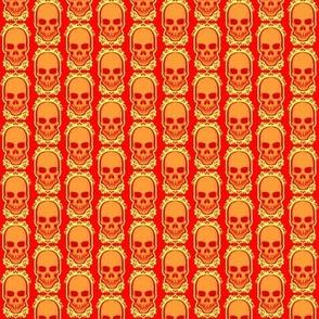 Ditsy Skull Warm
