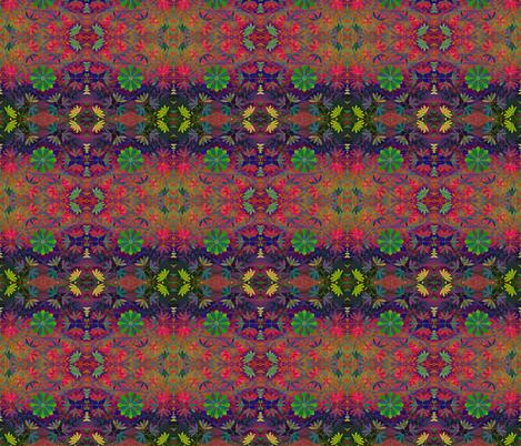 Flowers Forever fabric by guylas_coastal_creations on Spoonflower - custom fabric