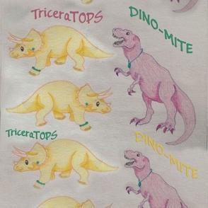 Dino-Mite Stripes