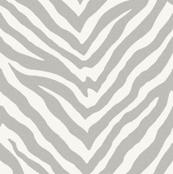 Cashmere and Snow Zebra