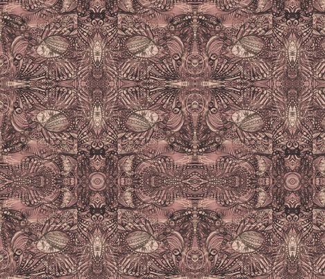 doodle 12 fabric by kociara on Spoonflower - custom fabric