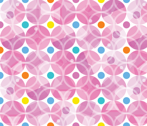 We stood with nets coz it felt like diamonds would fall from the sky fabric by indrajeet on Spoonflower - custom fabric