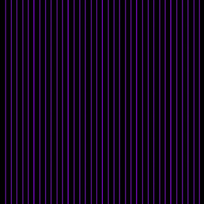 Purple Pinstripes